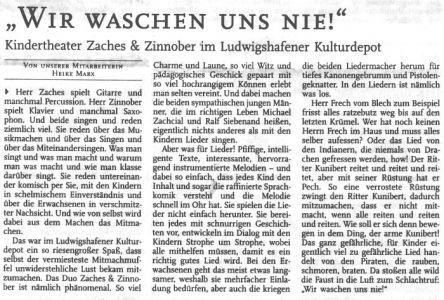 Rheinpfalz 2 2001